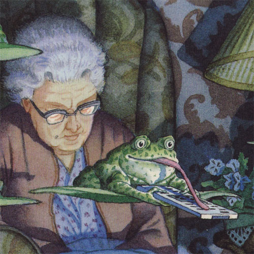 Weisner-Detail-GrandmaFrog