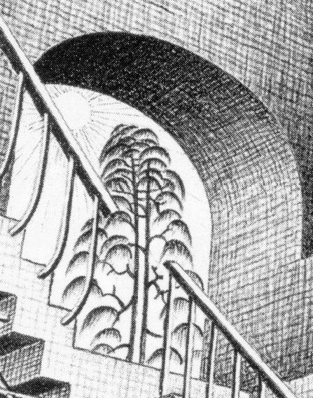 Escher-DetailSun