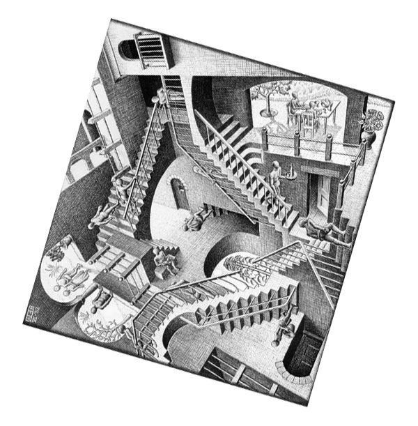 Escher-LeftRotate