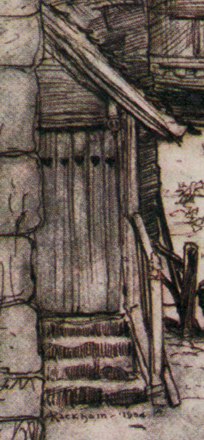 Rackham-Detail-Door