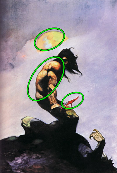 Frazetta-Saturation