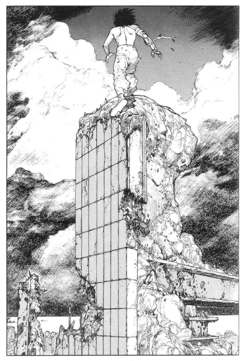 41 Akira By Katsuhiro Otomo