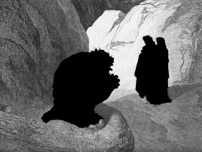 Figure silhouettes